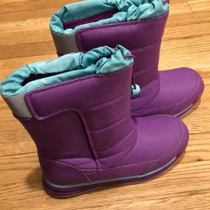 Girl's Lands' End Boots - Size 4